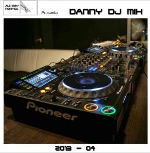 Danny Dj - Mix -  04  (2013)